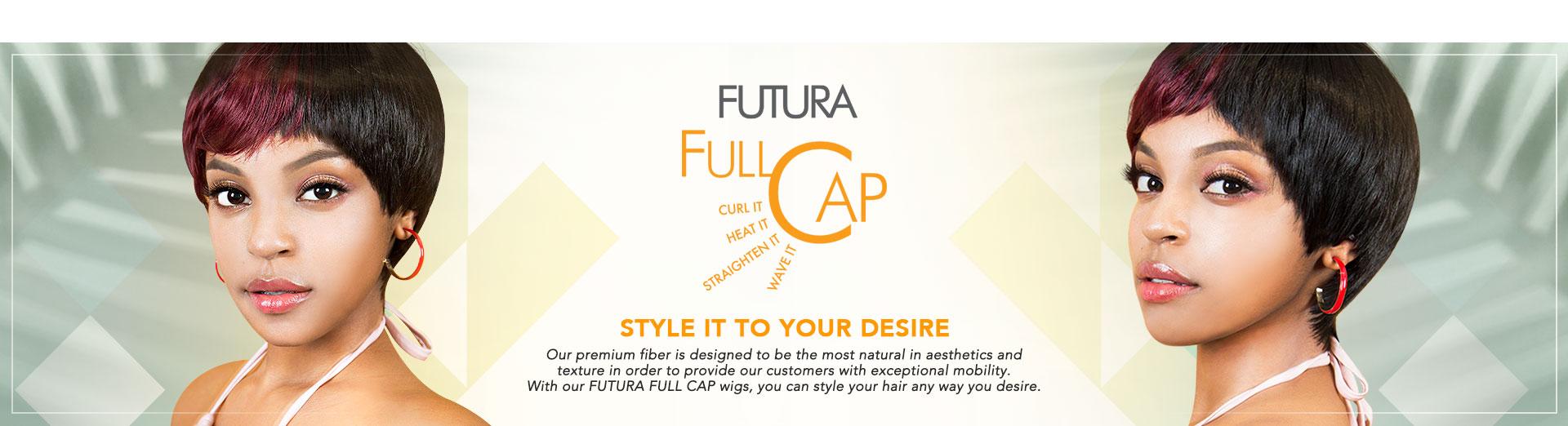 FUTURA FULL CAP